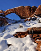 """Spectacles"" - Arches National Park, Utah - Paul Riewerts - December 2013"