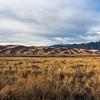 Golden Hour .  Great Sand Dunes Colorado
