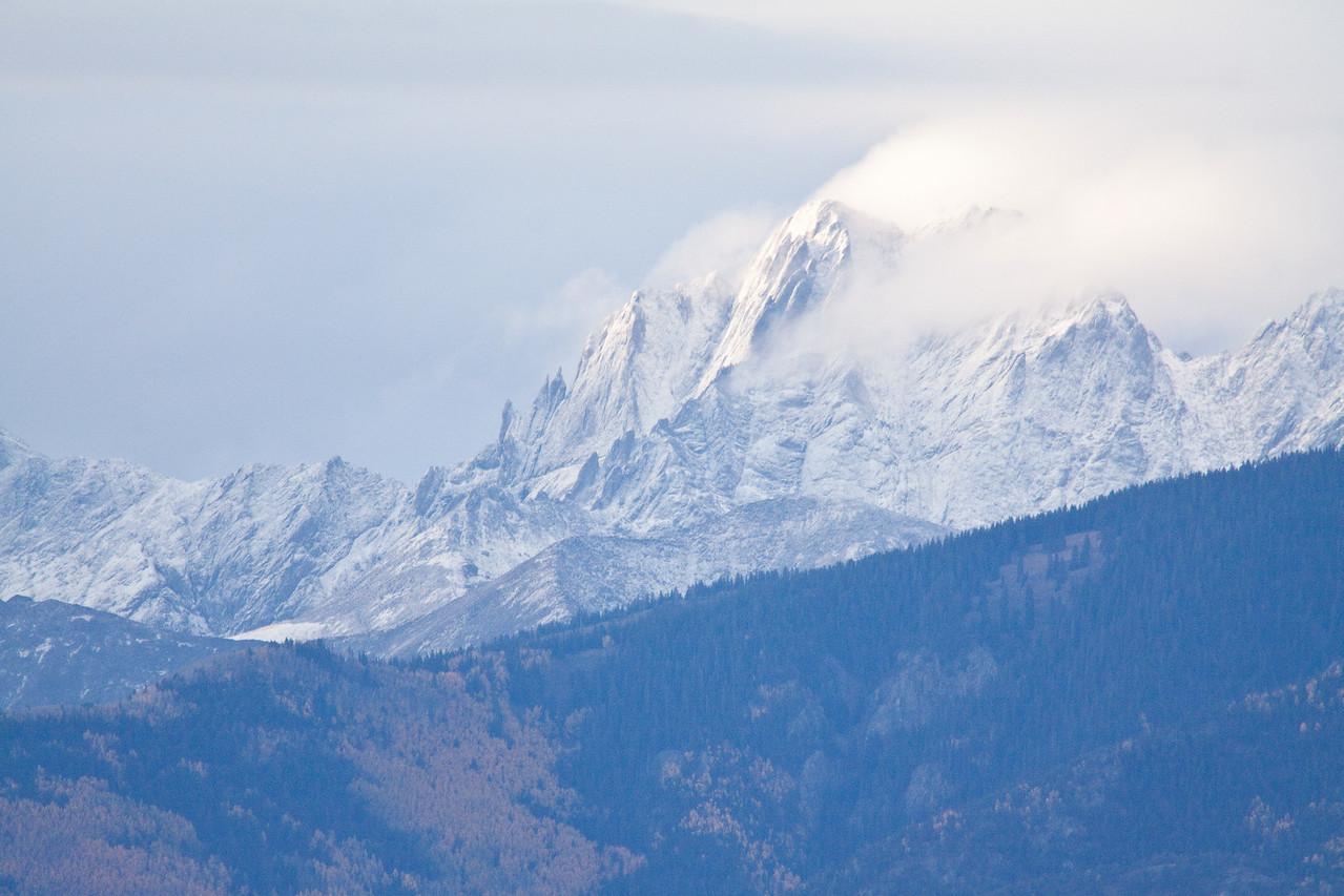 Crestone Peaks
