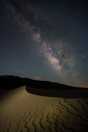 6:00 AM and 32 degrees at the Great Sand Dunes.