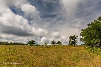Great Sky over Big Meadows, SNP