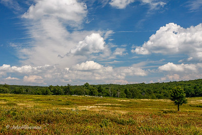 Interesting Sky - Big Meadows
