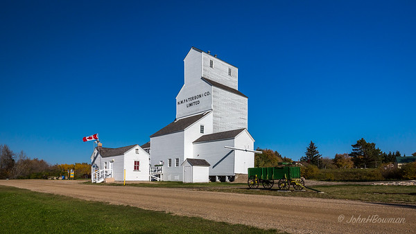 Inglis Grain Elevators, CA National Historic Site (Manitoba)