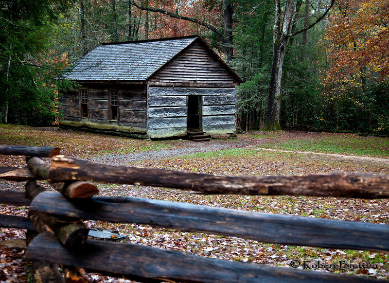 Little Greenbrier Schoolhouse