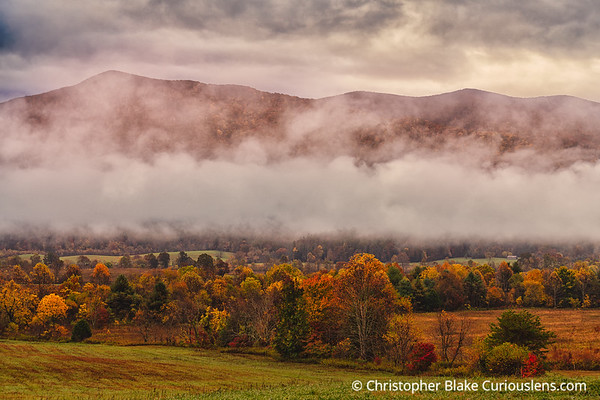 Eearly Morning - Cades Cove