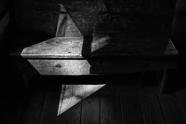 Light on the Pew