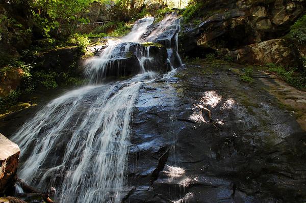 Hen Wallow Falls (05/2010)