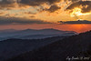 Sunset in the Smokies - Great Smoky Mountains National Park - Jay Brooks - April 2012