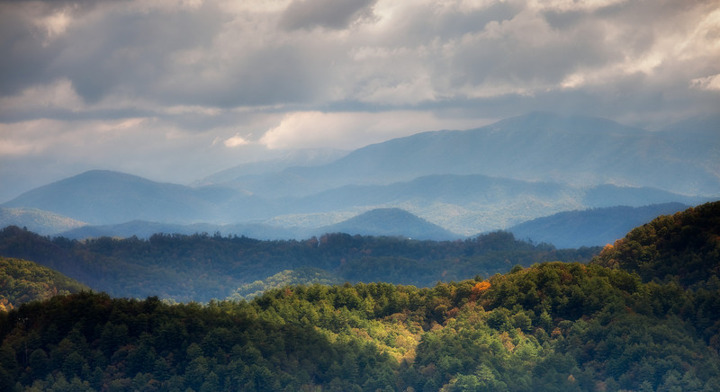 Foothills Parkway - Great Smoky Mountains