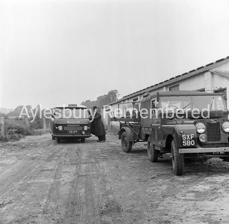 Leatherslade Farm, Aug 15th 1963