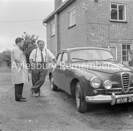 Leatherslade Farm, Aug 27th 1963