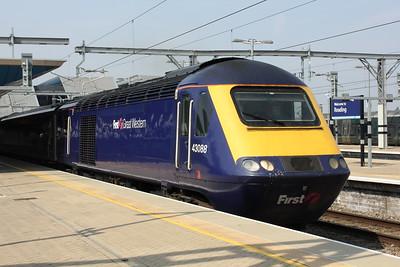 43088, Reading Station
