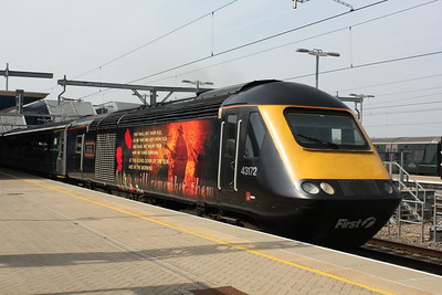43172, Harry Patch, Reading Station