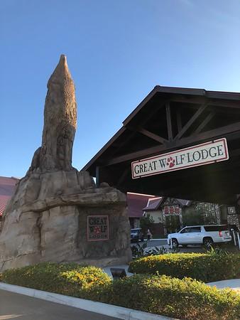 Great Wolf Lodge Anaheim June 2018