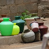 Public water tap in Bangalore, India