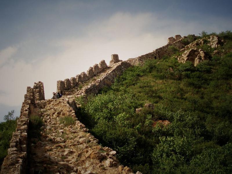 Great wall hikes