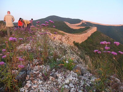 General Xu great wall camping【sept】