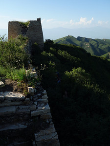 Great wall camping beijing