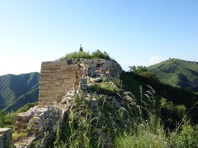 Great wall camping beijing