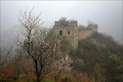 shentangyu great wall hiking