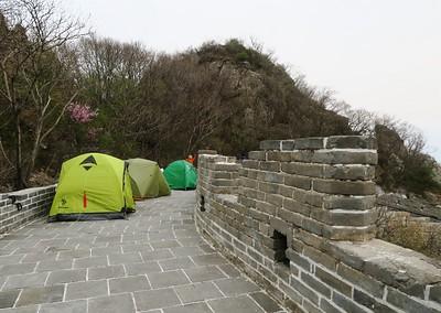 Humpback Great wall hiking & camping (2days)