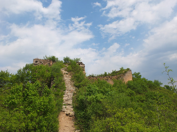 HIKING IN BEIJING