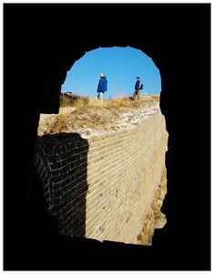 Gubeikou great wall hike 【early winter】