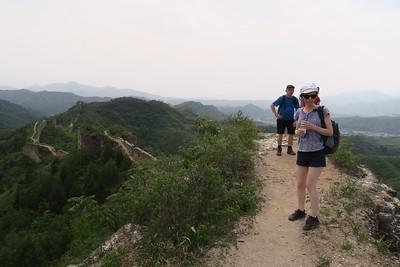 Gubeikou great wall hiking 1 Day