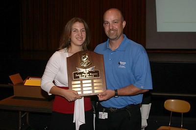 John Philip Sousa Award winner.