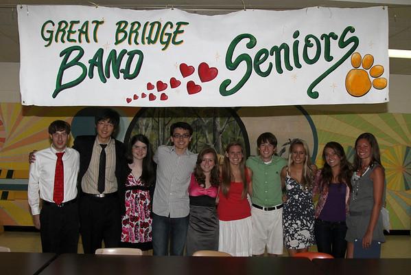 Band Banquet 2010