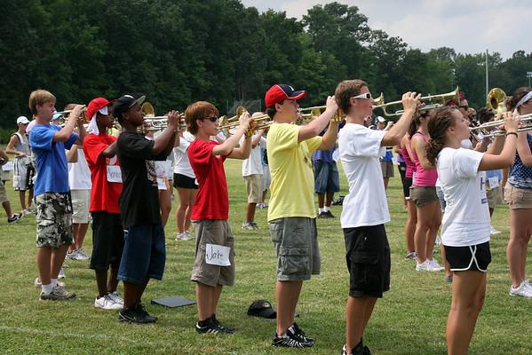 Band Camp - Day #1