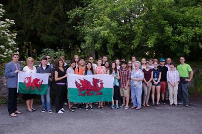 July 8 2013 Day 13 Stratford upon Avon_Stotfold England