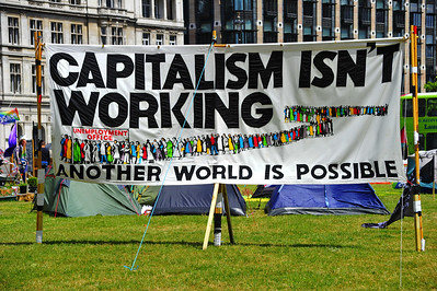 Communist sign  London, England