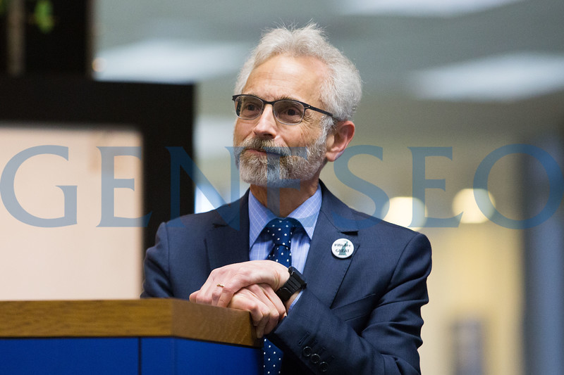 Paul Schacht, Interim Provost & Vice President for Academic Affairs