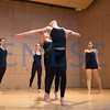 Dance composition choreographed by Brynn Davie