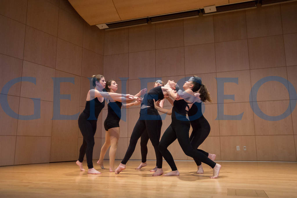 Dance composition choreographed by Brynn Davie