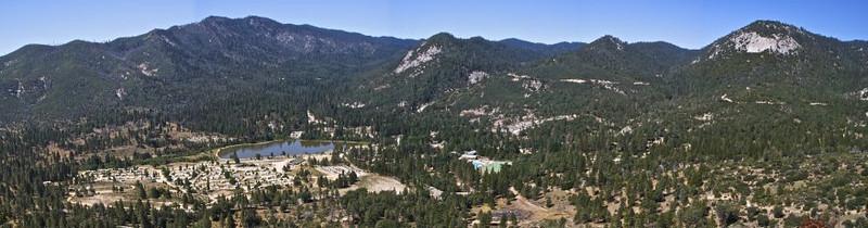 Destination:  R-Ranch in the Sequoias, Johnsondale, CA