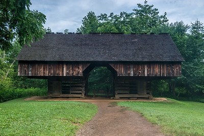 The Tippett Barn, Cades Cove