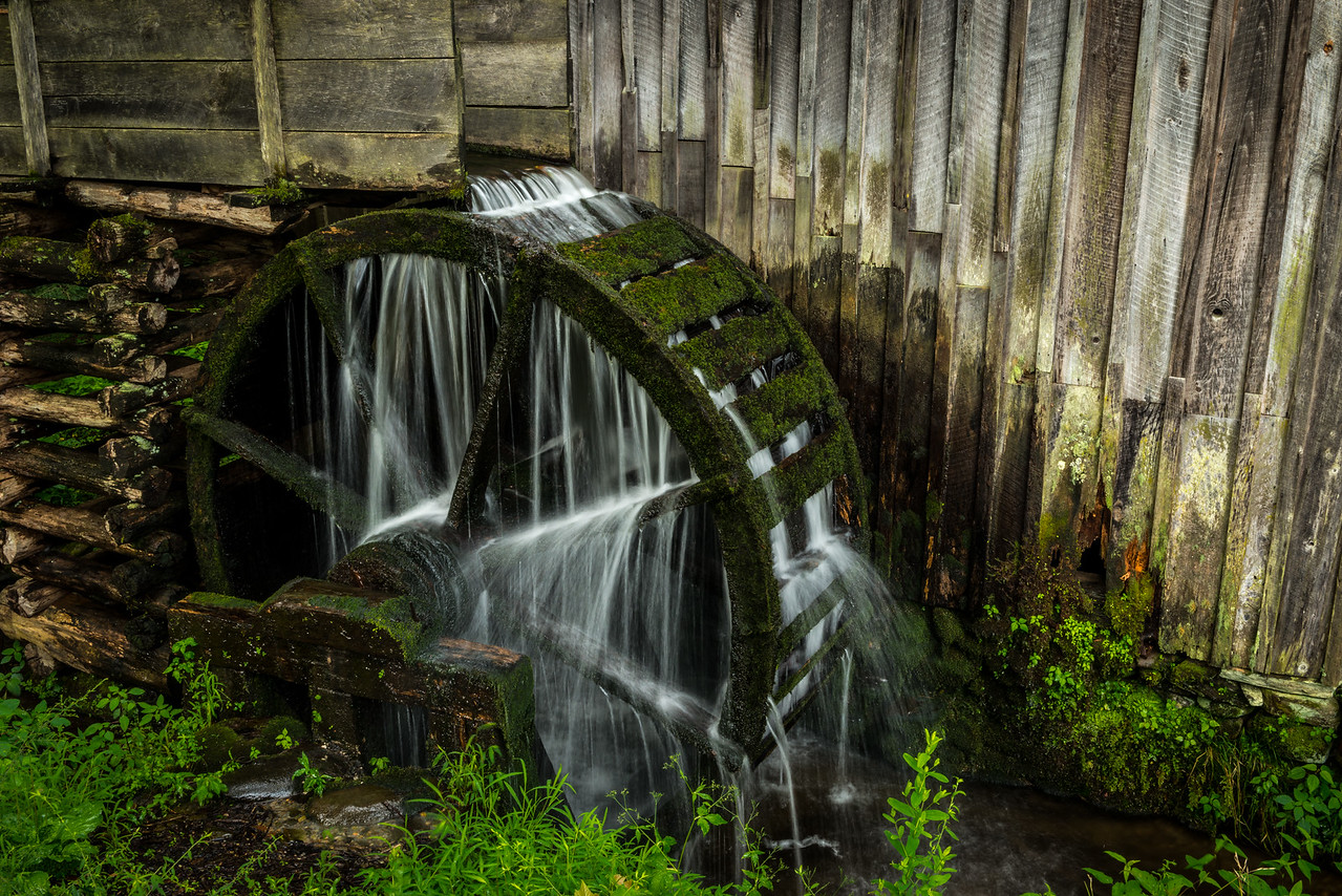 Cable Mill Wheel