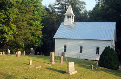 Baptist Church in Cades Cove