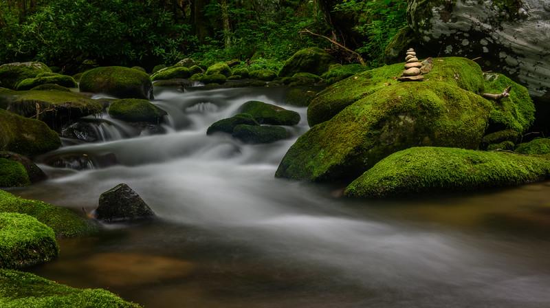 Hoo-Doo on Big Creek