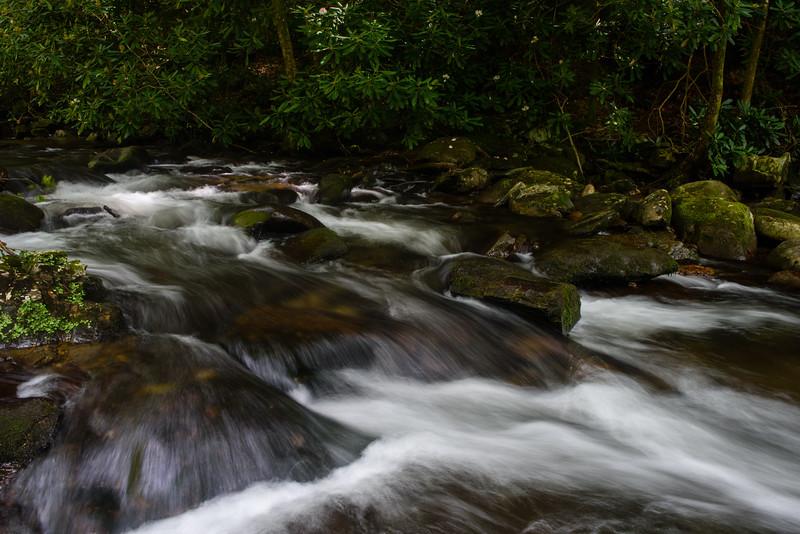 Abram's Creek, Cades Cove