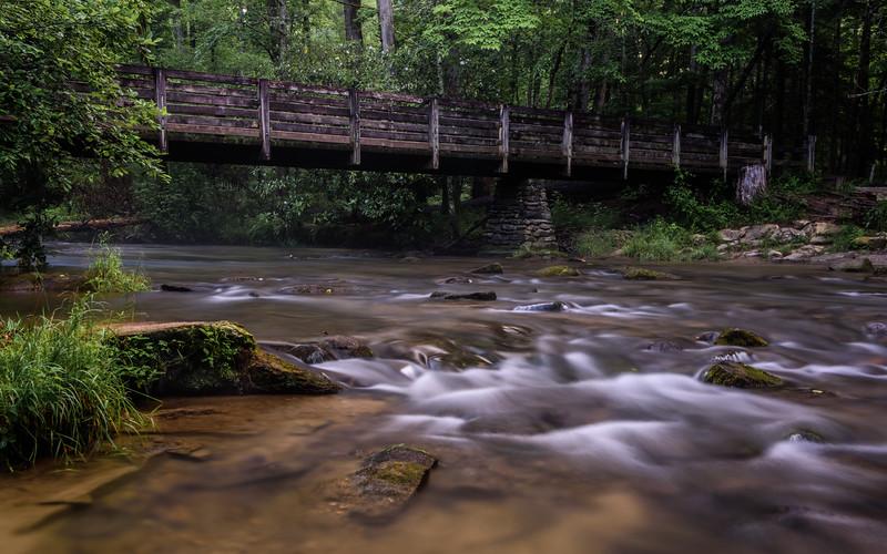Bridging the Creek