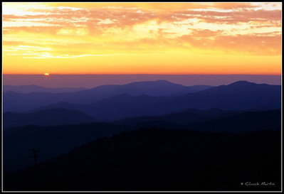 Sunrise-Clingman's Dome