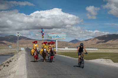 Great Tibet Bicycle Journey 2018