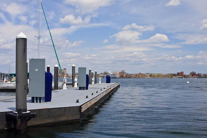 Boston Harbor 1
