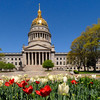 West Virginia State Capitol Building in Charleston, WV