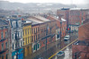 OTR on a Rainy Day<br /> <br /> Over the Rhine from a tour of three old Cincinnati breweries