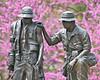 Vietnam Statue Eden Park, Cincinnati<br /> CAS_6071
