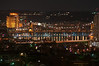 Cincinnati Skyline at Night, from Bellevue, Kentucky<br /> <br />  (CAS_3670)